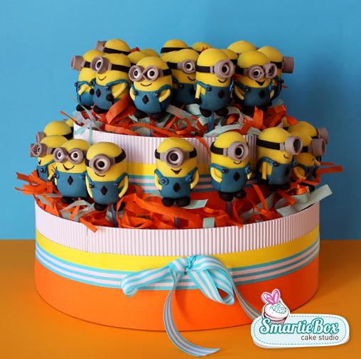 Cake Pops Smartiebox Cake Studio